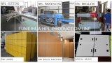 Cabinet de verrouillage de monnaie HPL à lamelleuse modulaire moderne de qualité supérieure