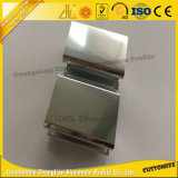 Profil en aluminium Polished personnalisé par professionnel pour l'aluminium de salle de bains