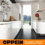 Oppeinの熱い販売の現代白いアクリルのゲラの小さい台所(OP16-A03)