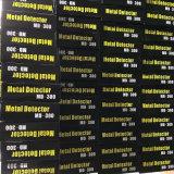 Détecteur de métaux de garantie de détecteur de métaux de forme ronde pour l'aéroport