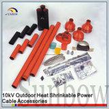 achêvements extérieurs d'intérieur et joints de rétrécissement de la chaleur de l'utilisation 1-36kv