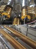 Machine de roulement en plastique automatique de languette de cuvette pour la qualité