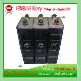 Tipo Pocket bateria recarregável de Hengming 1.2V80ah Kpm80 da série de Kpm da bateria de cádmio niquelar (bateria Ni-CD)