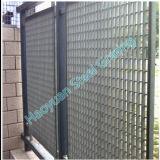 [هوون] فولاذ [غرتينغ] سياج جدار مع [رسنبل بريس]