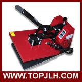Máquina llana de alta presión los 38*38cm de la prensa del calor de la sublimación de la impresión de pantalla