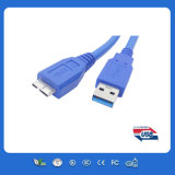 3.3FT USB3.0 Am ao cabo de dados do Am