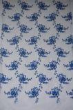 Ткань шнурка вышивки причудливый пряжи для Dressing и домашнего тканья повелительницы