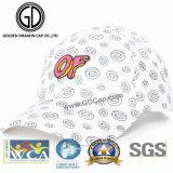 Шлем папаа бейсбольной кепки ткани сатинировки типа улицы сбывания 2017 США верхний с вышивкой качества