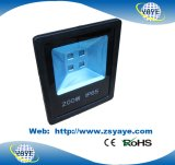 Yaye 18 보장 2/3/3 년을%s 가진 최고 인기 상품 200W/100W 옥수수 속 LED 플러드 빛 & 200W/100W 옥수수 속 LED 투광램프