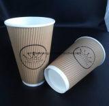 Produto de papel, copo de papel descartável