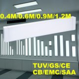 Iluminación de la luz del panel de 5 pies LED LED con la potencia 60W