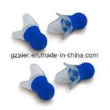 Pression réduisant la pression de l'antenne de silicium Bouchons d'oreille Safety Protect Hearing