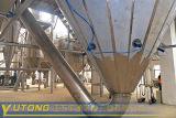 Máquina de secagem do pó centrífugo do pulverizador da clara de ovos (yolk)