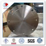 Borde ASTM A105 del llano del acero de carbón de Dn200 150# RF