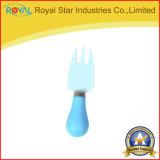 нож нержавеющей стали ножа сыра 5PCS установленный с цветастой конструкцией