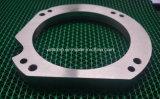 Подгонянная фабрикой часть металла высокой точности подвергать механической обработке CNC
