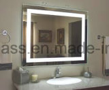 ETL IP44は私達をホテルのLEDによって照らされたホテルの浴室ミラー評価した