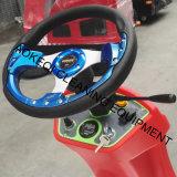 Коммерчески езда машины чистки на метельщике дороги