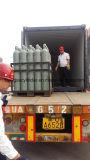 N2o van 99.9% het Gas vulde Volume 20kg/Cylinder, Klep qf-2 in