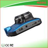 クラッシュの検出を用いる無線防水青い運転のレコーダー