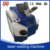 100W China het best bouwstijl-in het Lassen van de Vlek van de Machine van het Lassen van de Laser van Juwelen