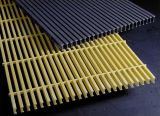 FRP Pultruded Gratings / FRP Rejilla moldeada / Material de construcción / Fibra de vidrio