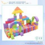 知性を改善する子供のための洗濯できるおよび安全ブロックのおもちゃ