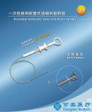 使い捨て可能なEndoscopicホースタイプバイオプシーの鉗子のセリウムの証明書