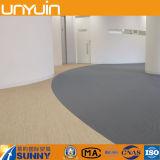 Schaumgummi, der wasserdichten gesponnenen Vinylplastik-Belüftung-Fußboden unterstützt