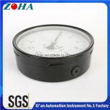Calibradores de presión a prueba de polvo generales de la caja de acero negra IP54