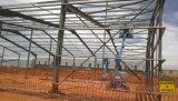 Светлое здание мастерской стальной структуры рамки