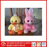 Presente de feriado de Easter do brinquedo macio do coelho do luxuoso
