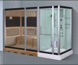 Sauna combiné par vapeur avec la douche (AT-D8867)