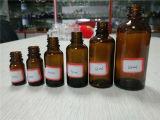 frasco vazio ambarino de vidro do petróleo essencial de 5ml 10ml 20ml 50ml 100ml (EOB-2)