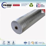 Das Luftblasen-Folien-Isolierungs-Material (Aluminiumbeschichtung und Luftblasen)