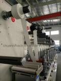 Non-Adhesive Kennsatz, Metallfolie, Luftblasen-Baumwolle, Schutz-Film, hohe Präzision, stempelschneidene Drehmaschine