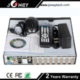 옥외 가득 차있는 HD 8CH 1080P Ahd CCTV 사진기 DVR 장비