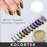 クロムミラーの顔料の釘の粉のスライバ顔料の製造者