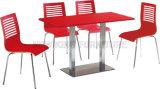 스테인리스 구조 (NK-DTE329)를 가진 도매 대중음식점 테이블