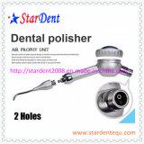 치과 의학 제품의 치과 4or2 구멍 경제 소형 금속 치과 공기 Prophy