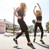 2017 Gym Tipo de ropa Mujeres Sexy Athletic Leggings