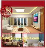 Panneau de détection de panneaux de plafond de panneau de mur de conception de nouveaux panneaux acoustiques