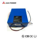 paquet rechargeable 18650 de batterie Li-ion de lithium de 36V 20ah