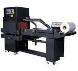 L semi automatique emballage de rétrécissement de film de mastic de colmatage de barre
