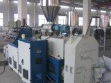 De plastic Recyclerende Pelletiseermachine die van pvc de Machine van de Lijn pelletiseren
