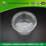 Contenitore multiuso di imballaggio di plastica con il coperchio