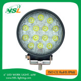 4 '' 42W LED Auto Lighting, Waterproof Factory Directement hors LED Outdoor Light Offroad Car Truck Jeep ATV, SUV, Ute Driving Car Accessories