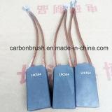 Escovas de carbono personalizadas do projeto (LFC554) para a central energética