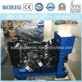 generatore diesel silenzioso 15kw-50kw alimentato da Weichai Engine