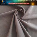 El nilón del poliester enarenó la tela de la tela cruzada para la ropa con la siesta suave (R0160)